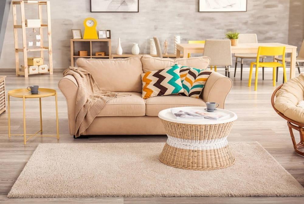 Professional Calm beige (3) szőnyeg