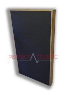 Akustikbild-Erhältlich mit 8mm Holzrahmen, Naturkiefer oder lackierten Farben.