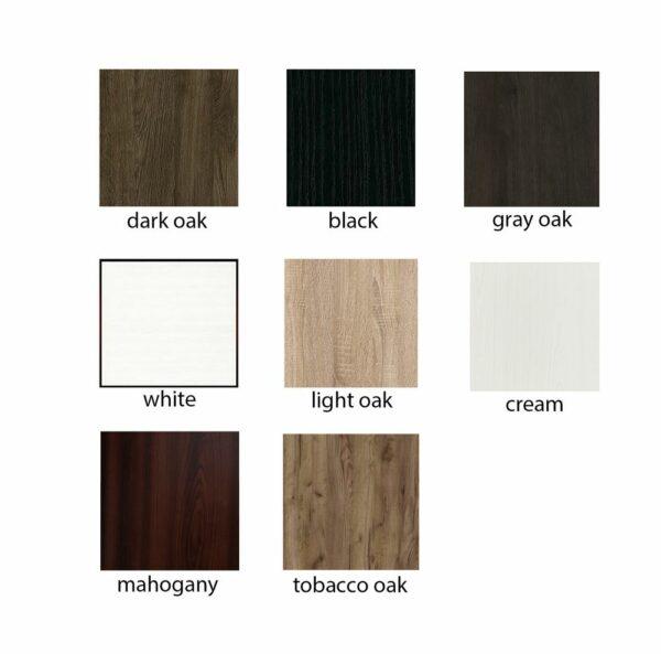 Farben der Akustikplatten der Diffusorfrontplatte
