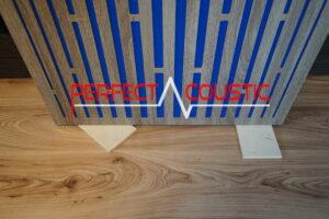 Auf Anfrage sind auch faltbare Holzbeine erhältlich