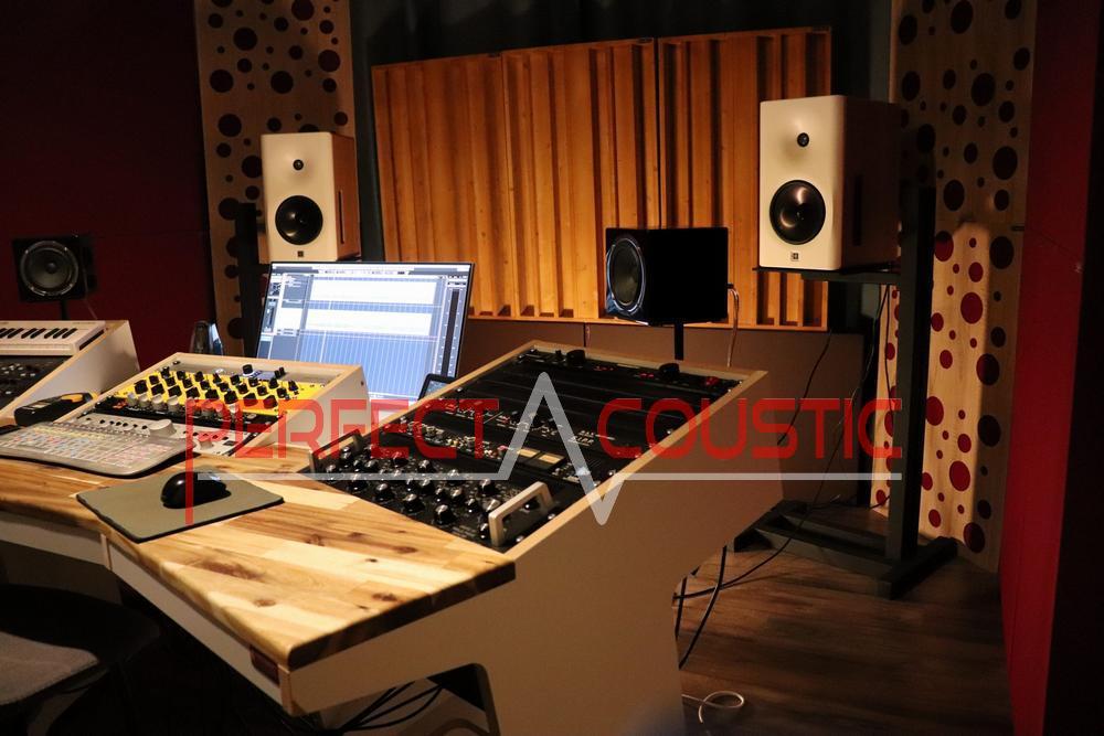 Studioakustik, akustische Messung