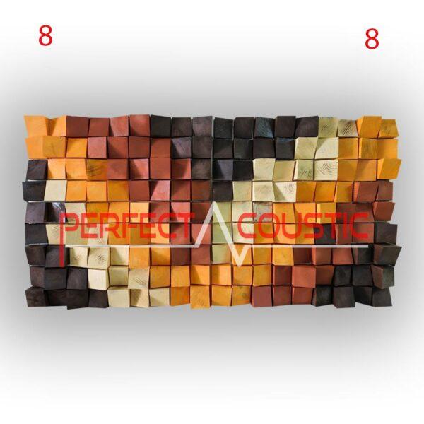 sound diffuser 8 color