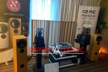 Akustische Diffusoren für Core-Audio..Säulenförmige Akustik Diffusor