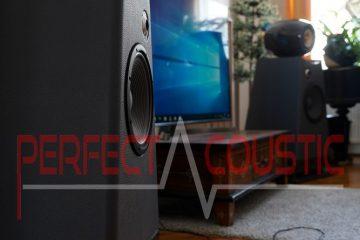 Bodor Audio + akustische Steuerung