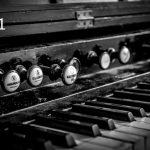 Fotoakustikplatte Klavier