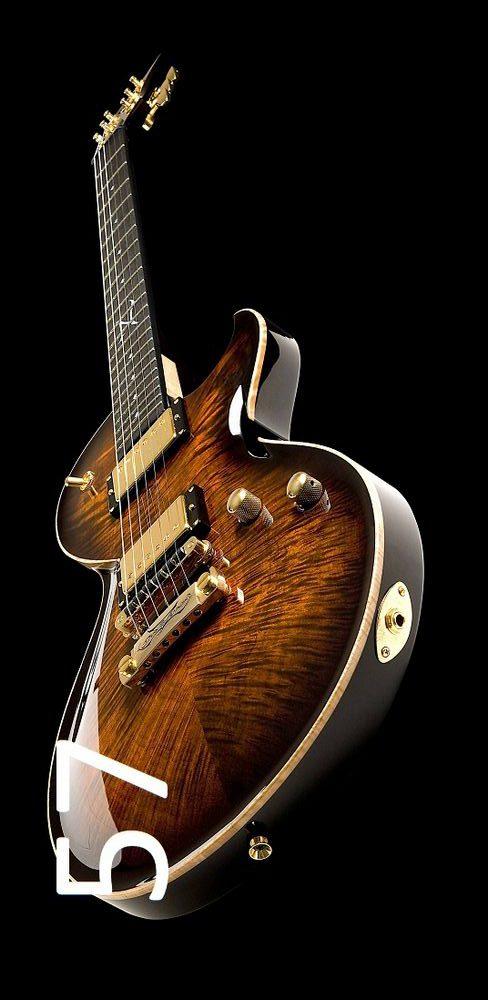 Fotoakustikplatte mit Gitarren