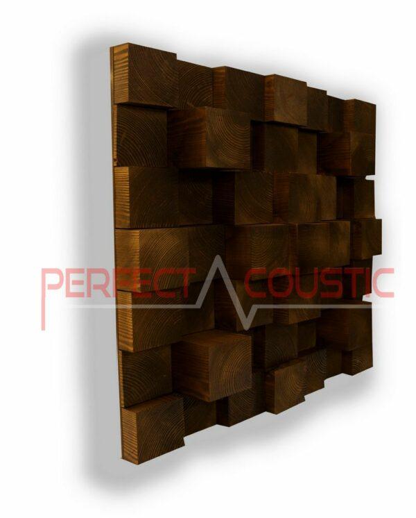 Holzwürfel Akustik Diffusor....