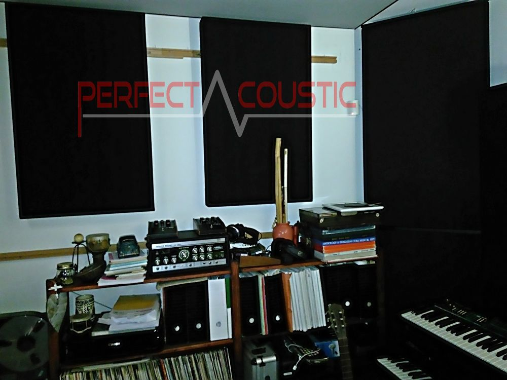 Messung der Studioakustik