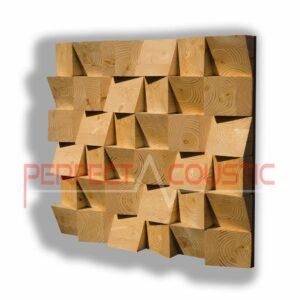 Holzdiffusor ist ein wichtiger Bestandteil der Raumakustik