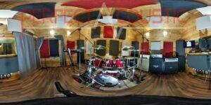 Studio akustik auf professionellem Niveau...