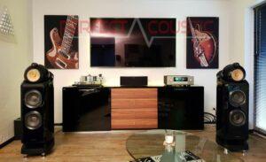 akustische Behandlung..Reflexion, Akustik Absorber