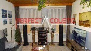 Was ist ein akustischer Vorhange?