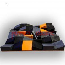 art wood diffuser- Art Akustische Diffusor