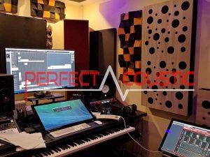 Raum- und akustische Echodämpfung 300x225
