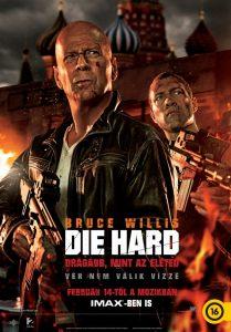 """Die Hard"""" 5"""