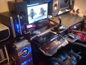 Gamer-PC-Lautsprecher