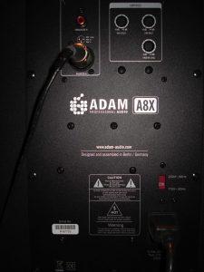 Adam-A8X-Lautsprecher-Test