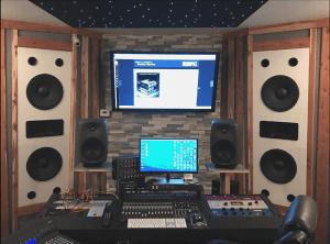 Genelec 8050A monitor