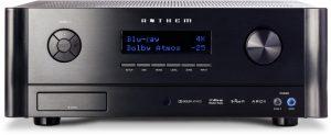 Anthem-AVM-60-Vorverstärker-Frontplatte