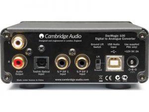 Cambridge-Audio-Dacmagic-100-Rückseite