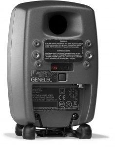 Genelec-Sprecher-zurück