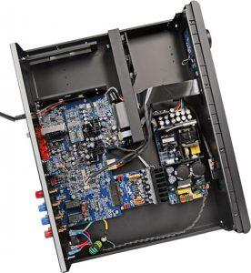 NAD-C368-Stereoverstärker innen