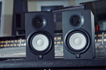 Yamaha-HS5-Monitor