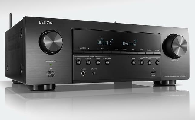 Denon-AVR-S650H-Empfänger