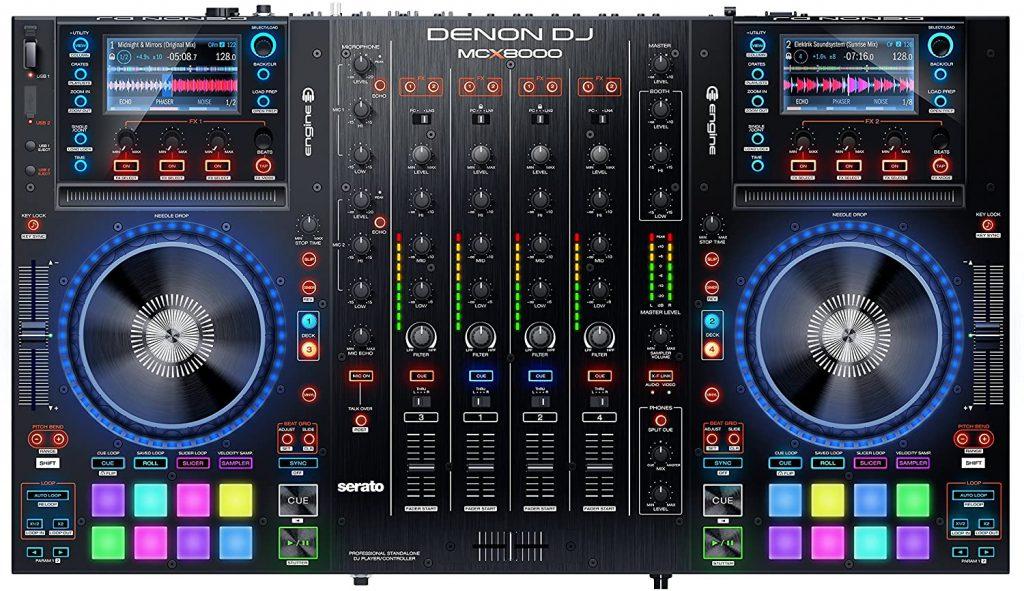 Denon-Dj-McX-8000-Controller