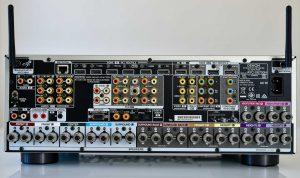Denon-X6700-Ein- Ausgänge
