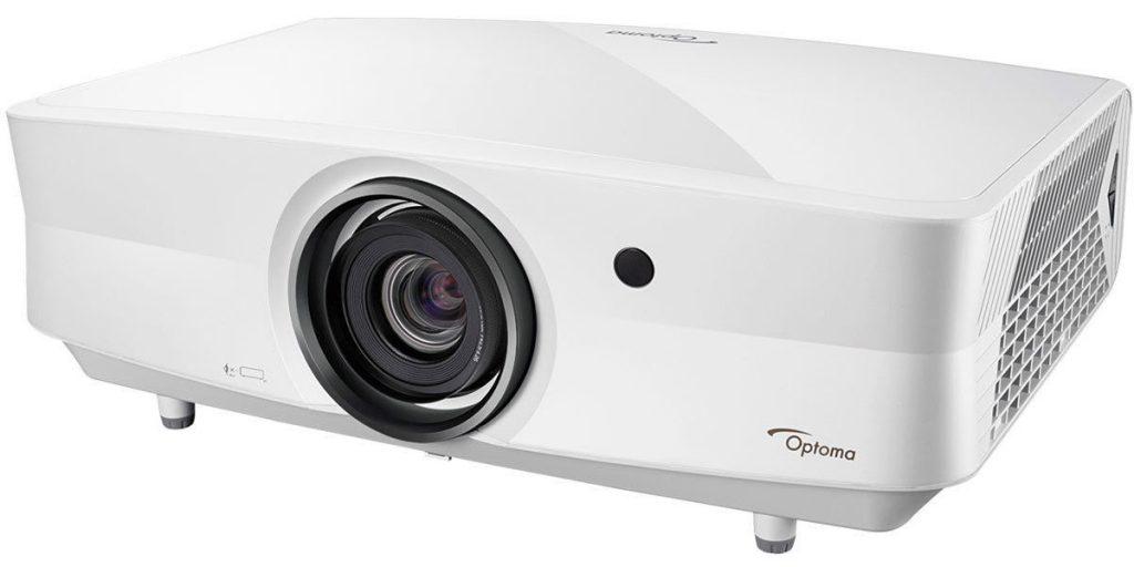Optoma-UHZ65LV-Projektor-weiß