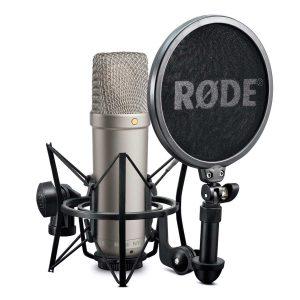 Rode-NT1A-Studiomikrofon