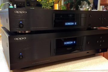 Oppo's Blu-ray players, the UDP-203 and UDP-205