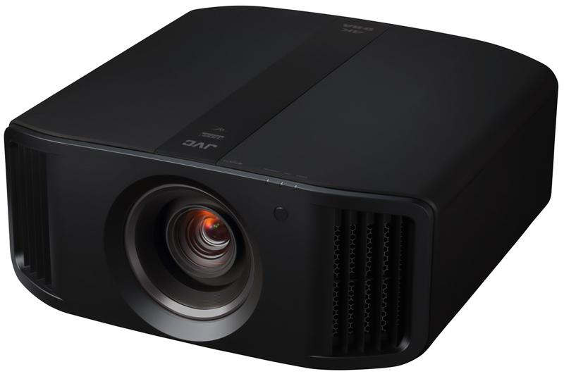 JVC-DLA-NX7-Projektor-schwarz