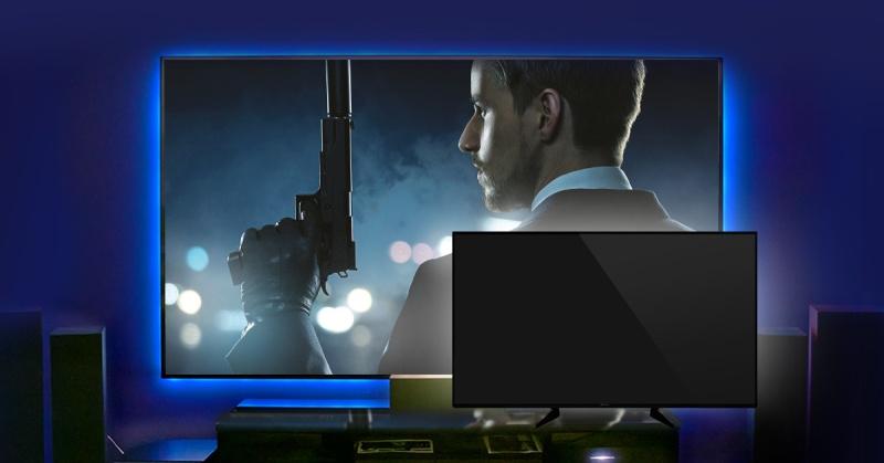 Projektor-gegen-TV