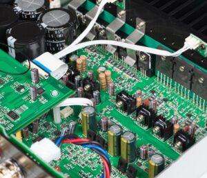 SA30-Verstärker innen