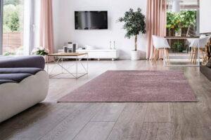 Luxury Harmony Malve gefärbt 01rrr-1 (3) schallabsorbierender Teppich