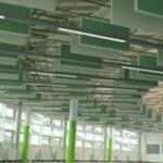 ceiling-panels-green