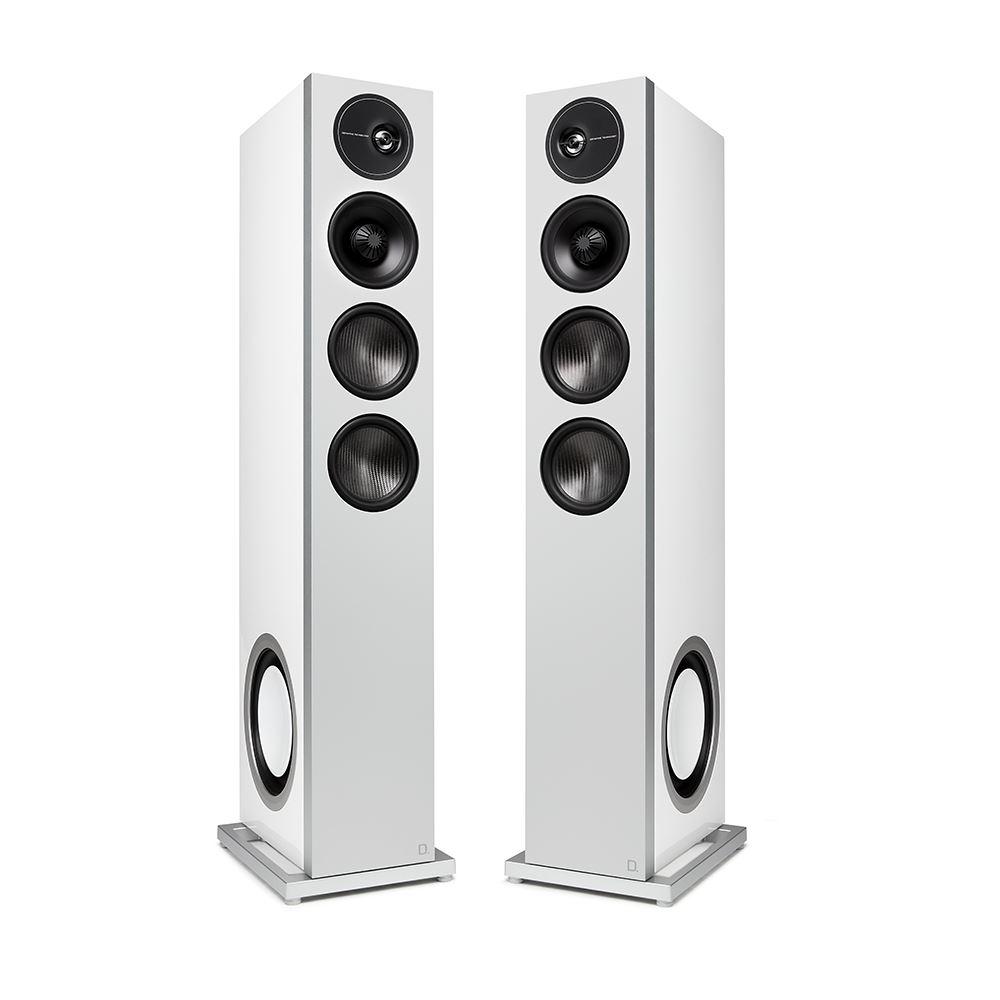 Definitive-Technology-D15-White-Tower-Lautsprecher
