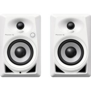 Pioneer-Studio-Monitor-Weiß