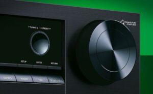 TX-NR676-Empfänger-Frontplatte
