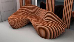 parametrisches Möbeldesign