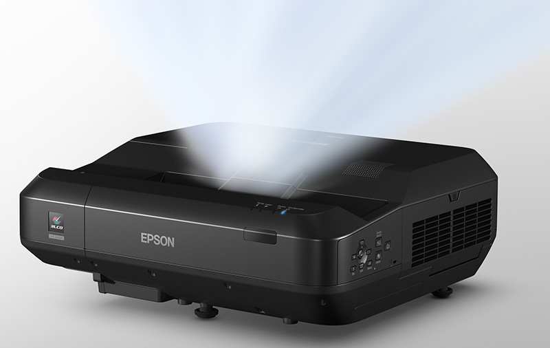 EH-LS100-Projektorlicht