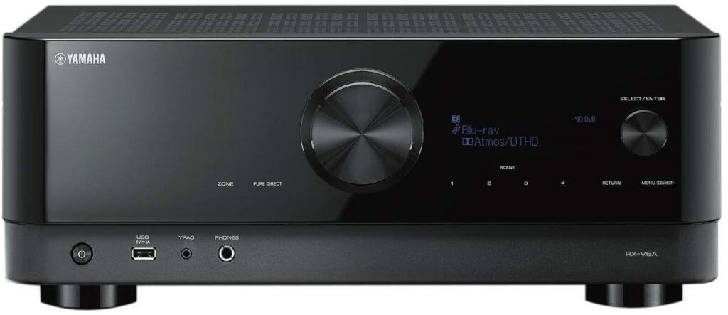 Yamaha-RX-V-6A-off Empfänger