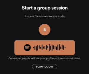 Gruppensitzungsfunktion
