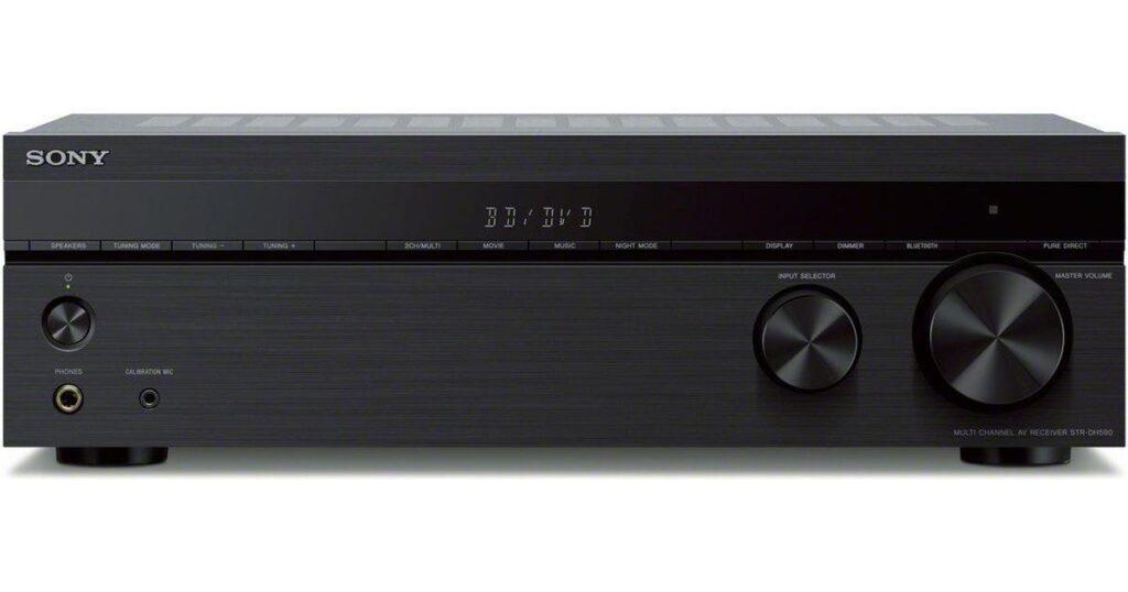 Sony-STR-DH590 AV-Receiver