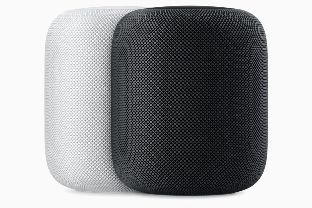 Apple-HomePod-Lautsprecher