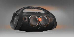Boombox-2-Lautsprecher
