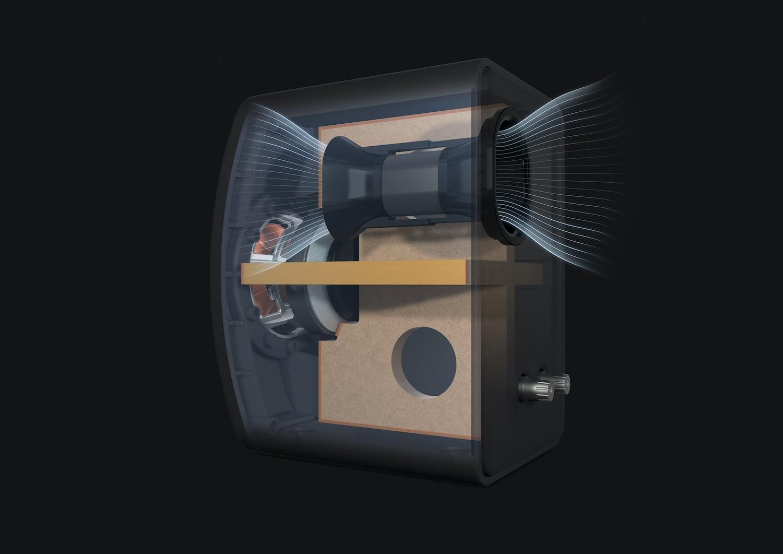 Meta-Lautsprecher-innen